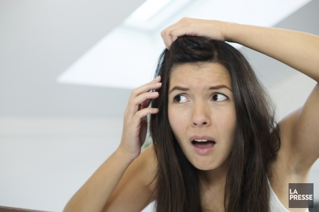 Des chercheurs ont découvert ce qui nous donne des cheveux blancs: le gène... (PHOTOTHÈQUE LA PRESSE)