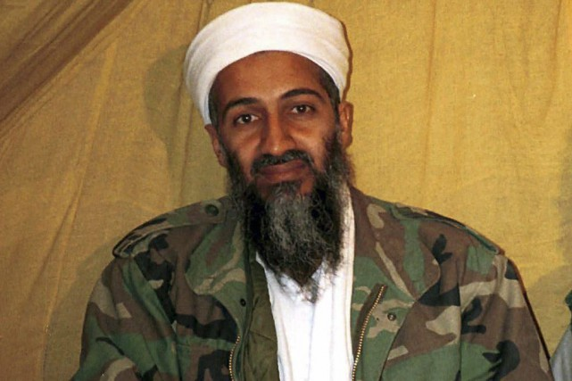 L'ancien chef d'Al Qaïda Oussama Ben Laden, tué au Pakistan... (Photo Archives AP)