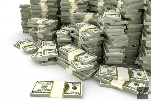 Le nombre des milliardaires a légèrement diminué cette... (Photothèque Le Soleil)
