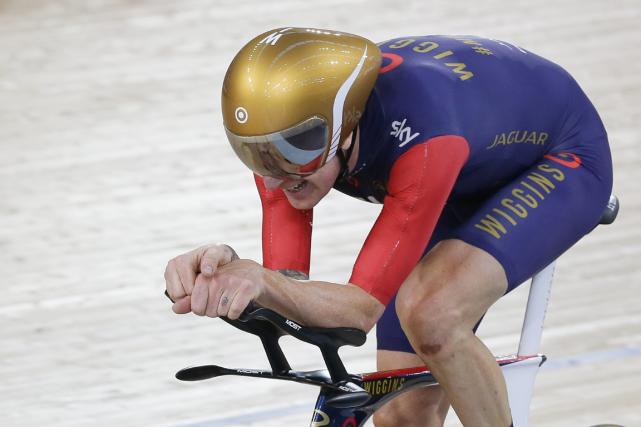 Bradley Wigginsvise une cinquième participation aux Jeux olympiques,... (Photo Tim Ireland, archives AP)
