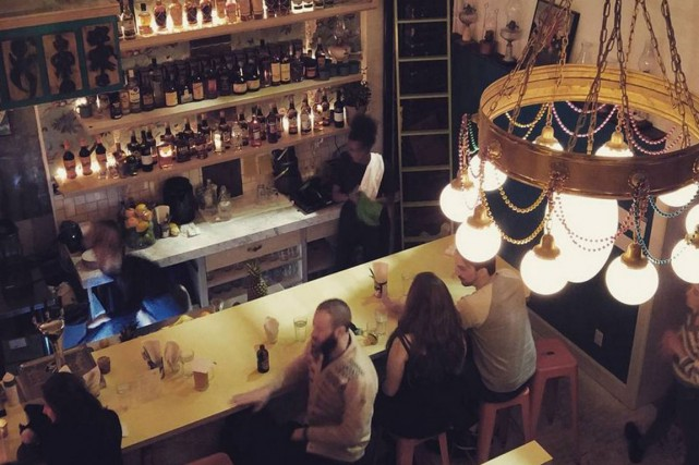 Le restaurant Agrikol.... (PHOTO TIRÉE DU COMPTE INSTAGRAM DU RESTAURANT)