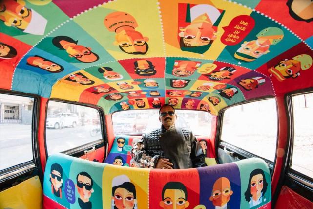 La société Taxi Fabric permet aux jeunes designers... (PHOTO TIRÉE D'INSTAGRAM)