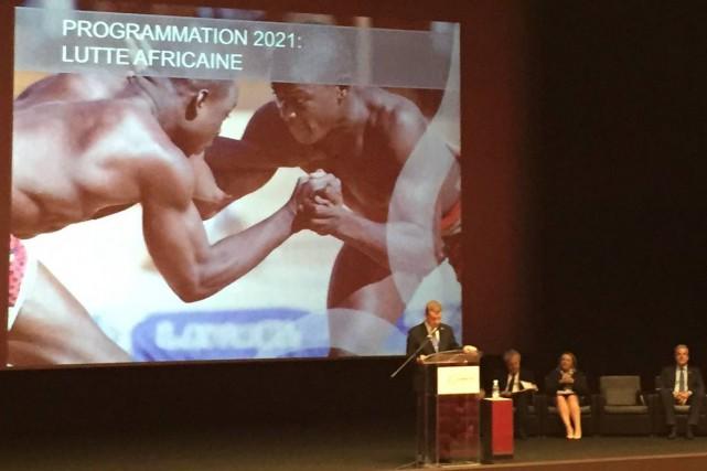 Le comité d'orientation des Jeux de la francophonie recommande la candidature... (Photo tirée de Facebook)