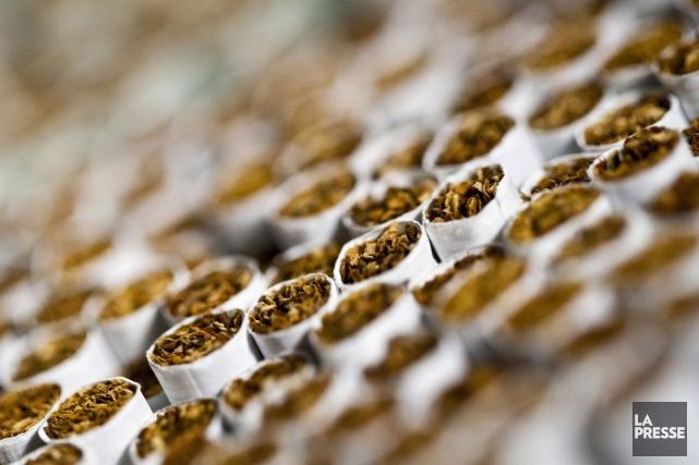 Imperial Tobacco conteste la nouvelle loi québécoise sur le tabagisme, estimant... (Archives La Presse)
