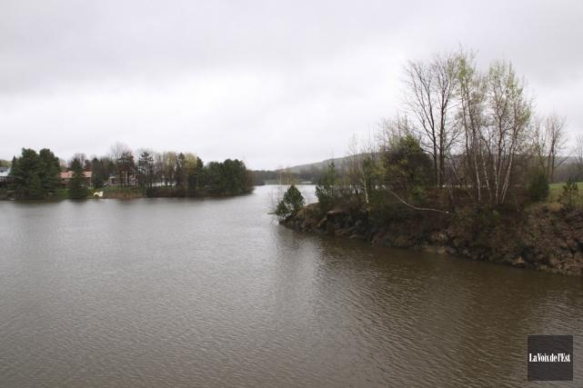 Le comité de sauvegarde du lac Davignon cherche... (photo Alain Dion, archives La Voix de l'Est)