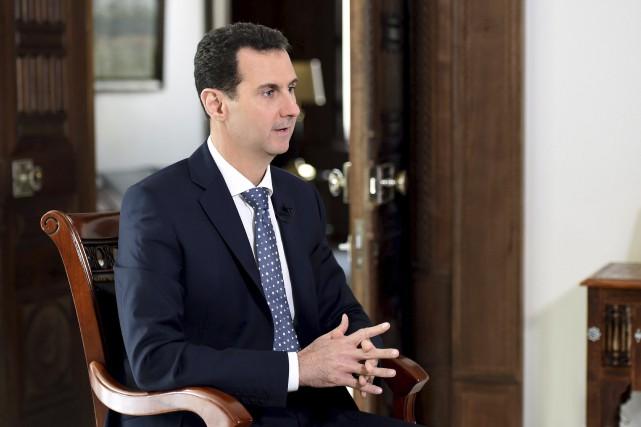 Lors d'une entrevue accordée à la télévision publique... (AFP)