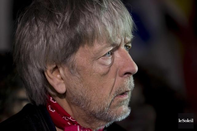 Renaud signe une chronique bimensuelle dans Charlie Hebdo.... (Photothèque Le Soleil)