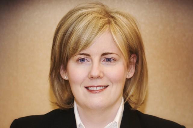 La ministre du Sport et des Personnes handicapées,... (Photo tirée d'internet)