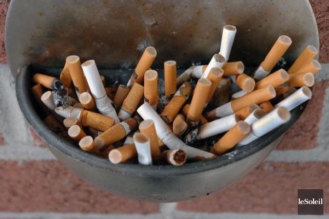 Imperial Tobaccoa déposé une requête devant la Cour... (Photothèque Le Soleil, Jean-Marie Villeneuve)