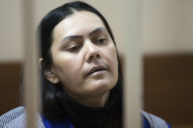 Goultchekhra Bobokoulova... (PHOTO ASSOCIATED PRESS)