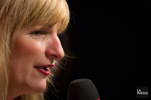 Marie-France Bazzo a fait réagir sur les réseaux... (PHOTO OLIVIER PONTBRIAND, ARCHIVES LA PRESSE)