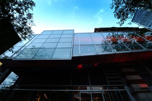 La Cinémathèque québécoise a annoncé hier la mise... (PHOTO BERNARD BRAULT, LA PRESSE)