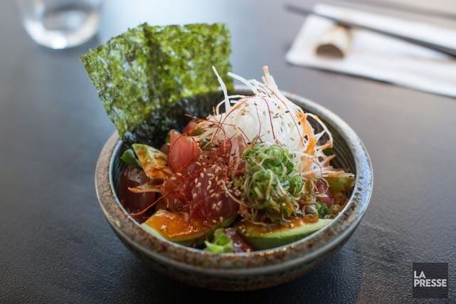 En termes d'assaisonnement, la tradition japonaise est aux... (PHOTO OLIVIER PONTBRIAND, LA PRESSE)