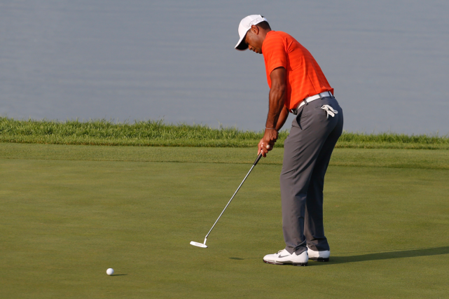Tiger Woods affirme qu'il est en mesure d'effectuer des... (Photo Brian Spurlock, archives USA Today)