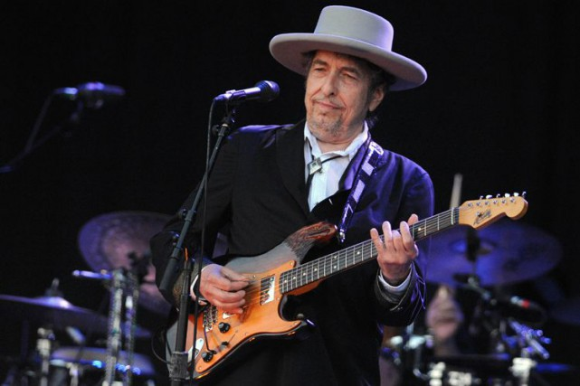 Bob Dylancontinue à se produire régulièrement et n'a... (PHOTO ARCHIVES AFP)