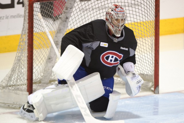Carey Price... (PHOTO PC)