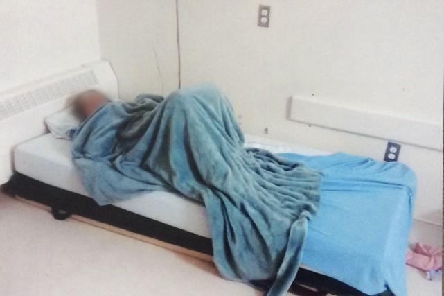 Marie-Claude Noël souffre de démence fronto-temporale, une maladie... (Courtoisie)