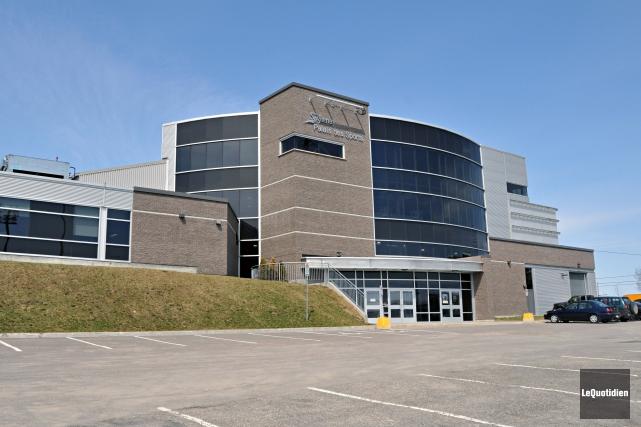 Le Palais des sports de Jonquière est-il apte à accueillir les Saguenéens de... (Archives Le Quotidien, Jeannot Lévesque)