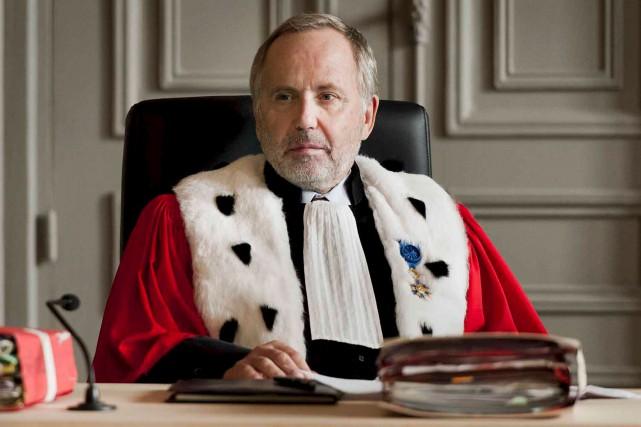 Se glisser dans la peau d'un juge pour... (Fournie par AZ Films)