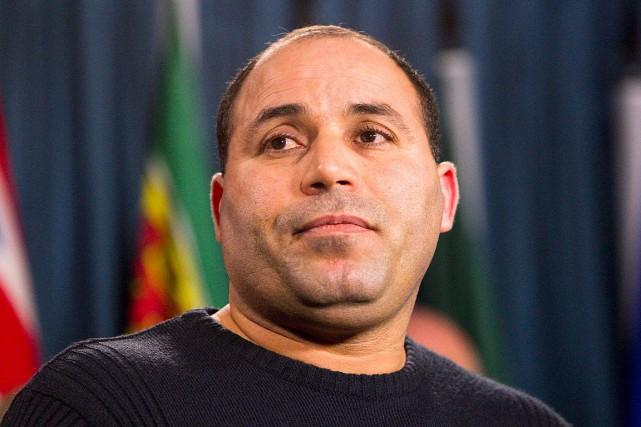 Soupçonné d'allégeance à la nébuleuse islamiste, Mohamed Harkatavait... (Photo archives, La Presse Canadienne)