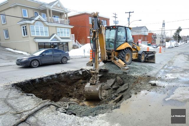 Bonne nouvelle pour la Ville de Sherbrooke, qui... (Archives, La Tribune)
