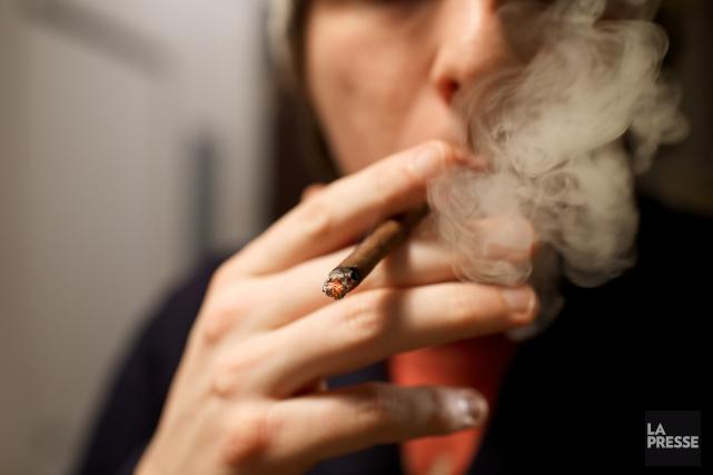 La popularité du cigarillo ne se dément pas... (PHOTO SARAH MONGEAU-BIRKETT, LA PRESSE)