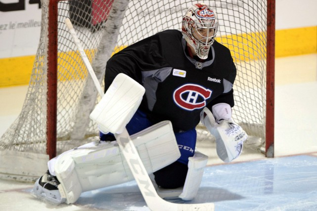 Carey Price... (AP, Ryan Remiorz)