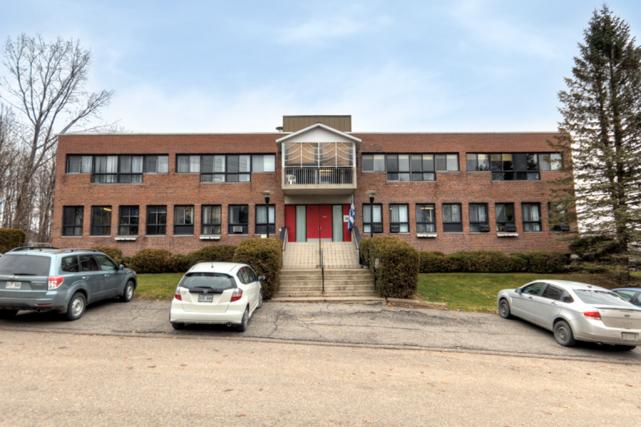Le Pavillon Sainte-Marie hébergeait depuis 40ans plus de... (Photo tirée du site web du Groupe Champlain)