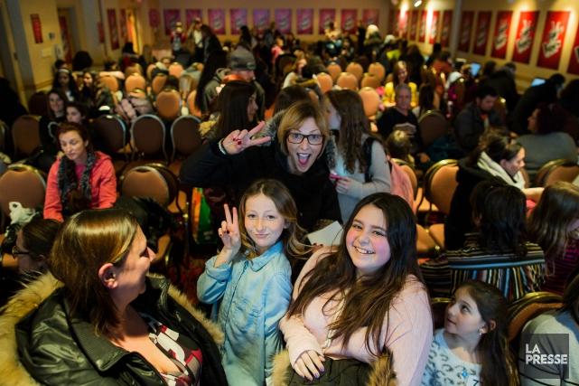 Lancées le week-end dernier à Québec, les auditions... (PHOTO ÉDOUARD PLANTE-FRÉCHETTE, LA PRESSE)