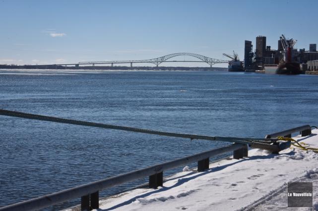 En 2016, Trois-Rivières devrait connaître sa plus forte... (Photo: François Gervais Le Nouvelliste)