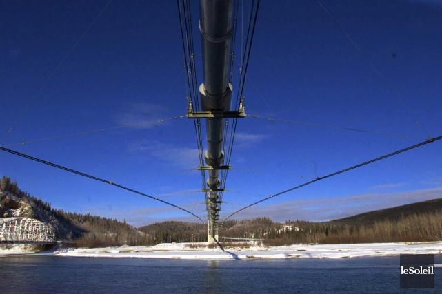 L'appui au projet d'oléoduc ne s'élève qu'à 48... (Photothèque Le Soleil, AP Jack Smith)