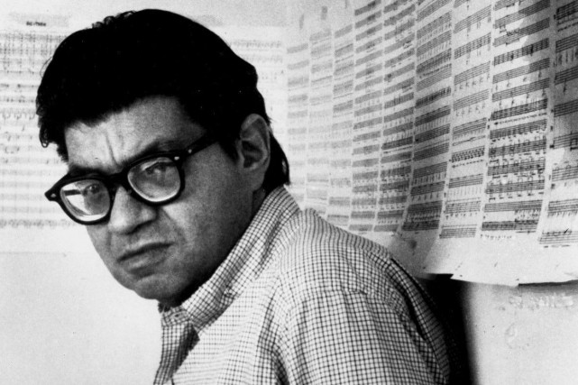 Morton Feldman... (PHOTO FOURNIE PAR LA FONDATION ARTE MUSICA)