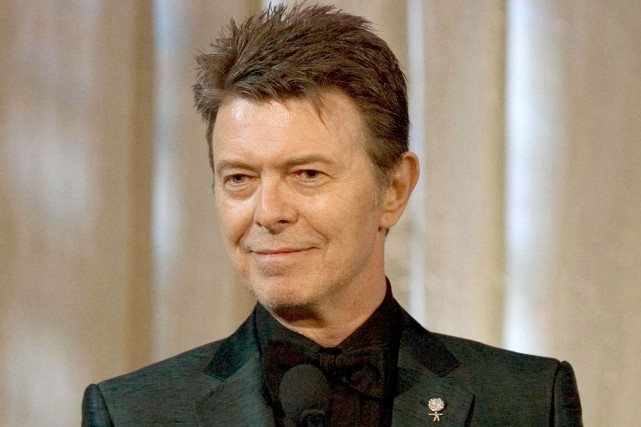 David Bowie photographié en 2007.... (PHOTO ARCHIVES AP)