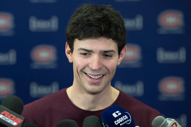 Carey Price a fait le point sur sa... (Photo Graham Hughes, PC)