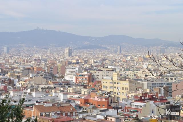 Barcelone... (PHOTO LAILA MAALOUF, ARCHIVES LA PRESSE)