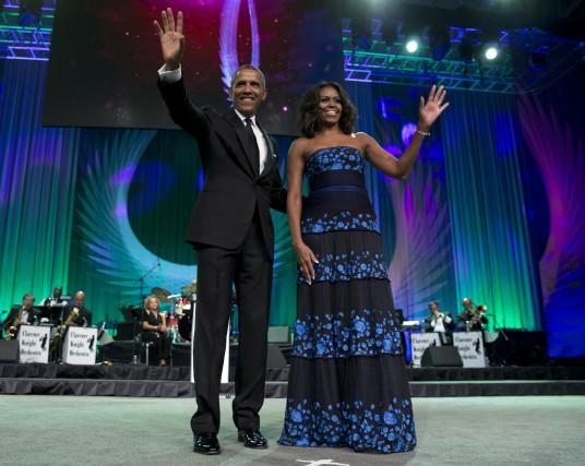 Barack Obama ouvrira lefestival en parlant de «l'engagement... (Archives AP, Carolyn Kaster)