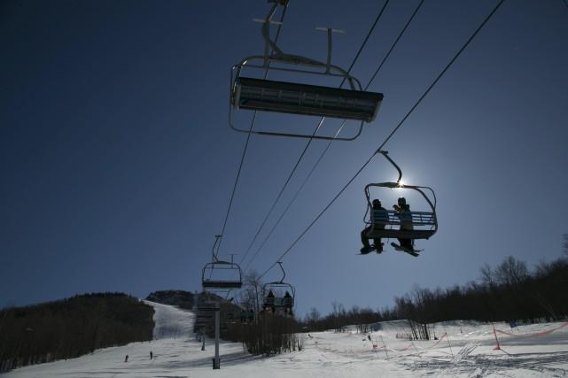 Les stations de ski du Québec sont des... (Spectre Média, René Marquis)