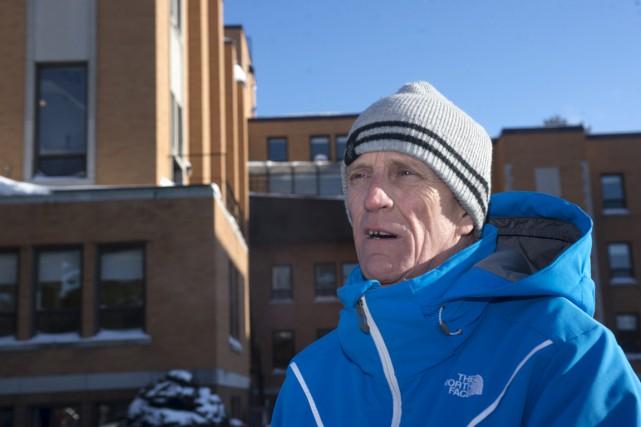 Le président du Syndicat québécois des employées et... (Stéphane Lessard)