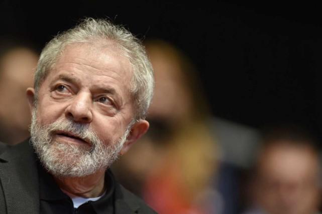 L'ex-président Luiz Inácio Lula da Silva.... (PHOTO DOUGLAS MAGNO, ARCHIVES AFP)