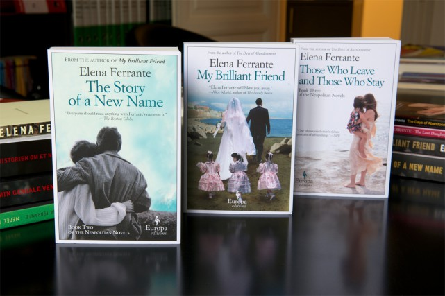 Les thèmes de prédilection d'Elena Ferrante ainsi que... (PHOTO ARCHIVES THE NEW YORK TIMES)