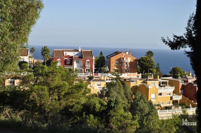 Vue de Málaga, en Andalousie.... (Photo Laila Maalouf, La Presse)
