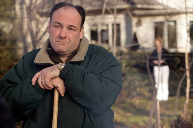 James Gandolfini, alias Tony Soprano.... (PHOTO CRAIG BLANKENHORN, ARCHIVES ASSOCIATED PRESS)