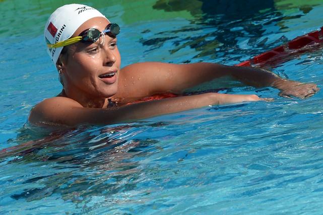 La nageuse FedericaPellegrini est l'une des plus grandes... (Photo Alberto Pizzoli, archives AFP)