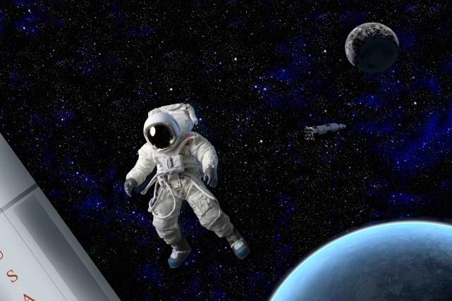 L'Agence spatiale canadienne est en pleine période de... (123RF/Eddie Toro)