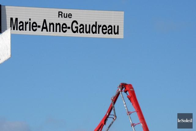 Les signataires demandent à la Commission de toponymie... (Photothèque Le Soleil, Erick Labbé)