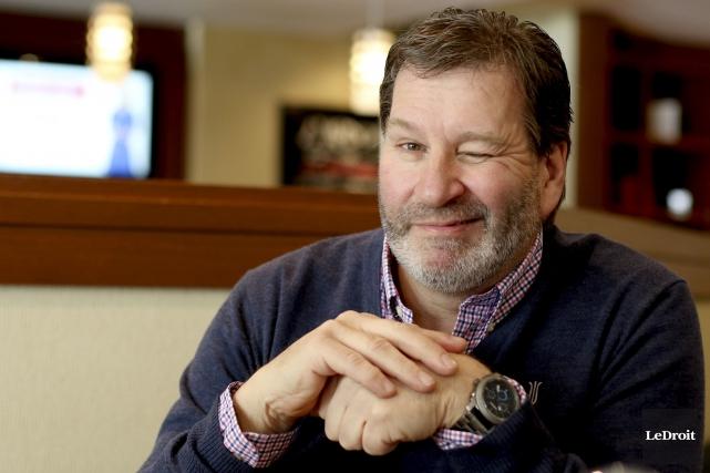 Mario Jean est porte-parole des Rendez-vous de la... (Patrick Woodbury, LeDroit)