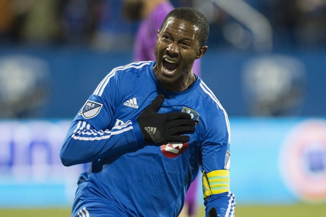 Le capitaine de l'Impact, Patrice Bernier, devra s'absenter... (Graham Hughes, Archives PC)