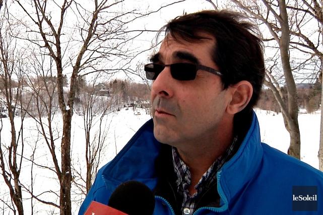 Le conseiller Marc Bertrand croit que la nouvelle... (Photothèque Le Soleil)