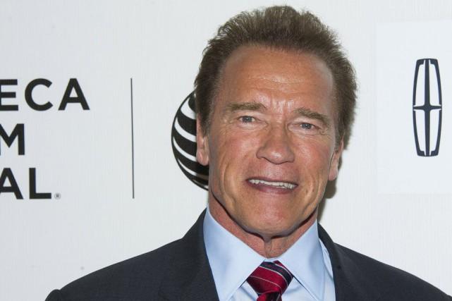 Arnold Schwarzenegger... (AP, Charles Sykes)