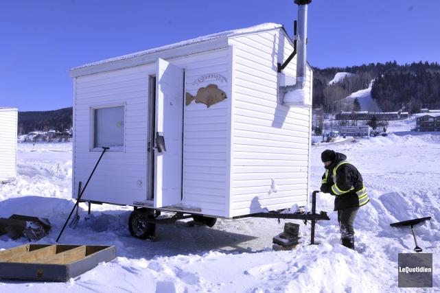 Le communiqué envoyé par la Ville de Saguenay... (Photo Le Quotidien, Rocket Lavoie)